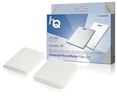 HQ W7-54900-HQN Universal-Filterset Mikro/Motorfilter