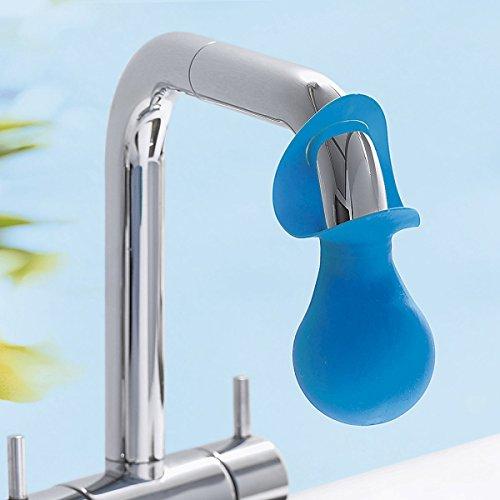 Limey Entkalk - Hilfe für Wasserhähne zur Entfernung von Kalkablagerungen, Blau