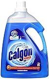 Calgon 3in1 Power Gel – Wirksam gegen Kalk, Schmutz und Gerüche – Schützender Wasserenthärter für die Waschmaschine – 1 x 2,1 l