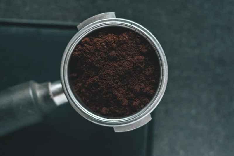 Wespen vertreiben mit Kaffeepulver