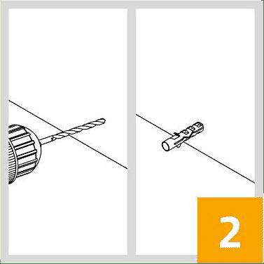 Sockelleisten montieren schrauben clips 2