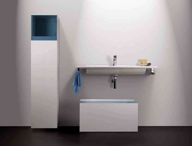 Waschbecken montieren