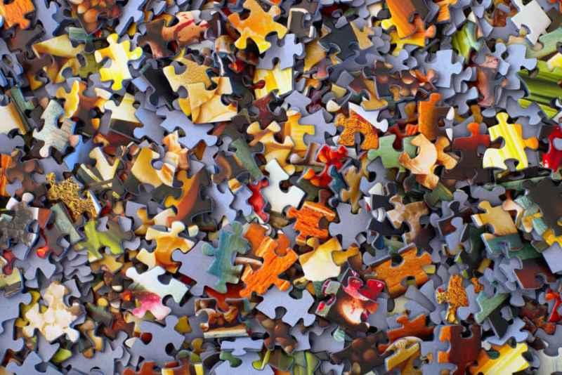 Holzpuzzle selber machen: So einfach geht es!