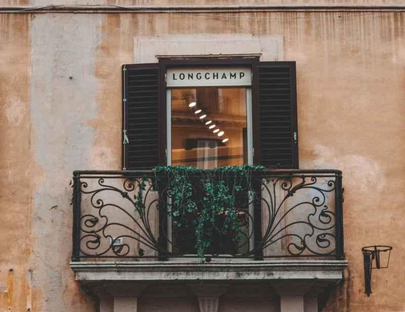 balkon aus frankreich