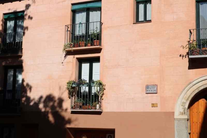 moderner franzoesischer balkon
