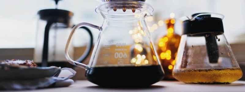 Kaffeekanne reinigen Anleitung