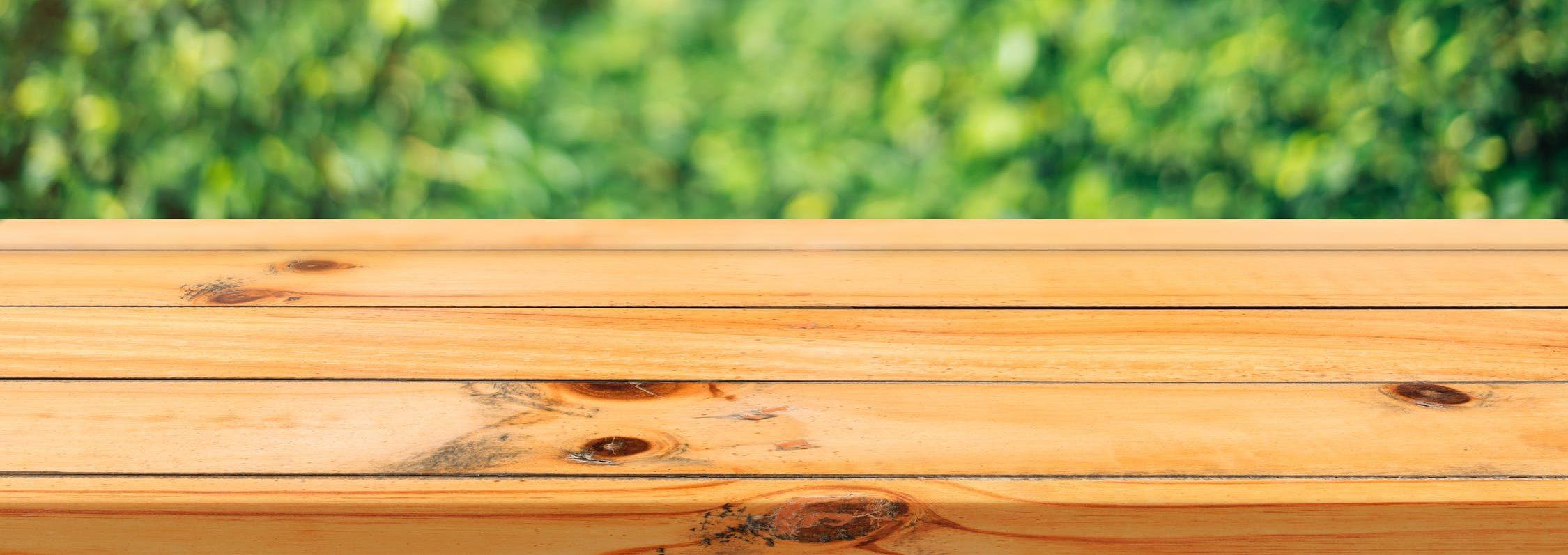 Holz wachsen Anleitung