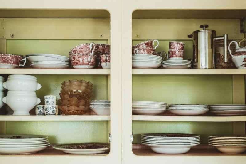 Küchenschränke reparieren: So geht's!
