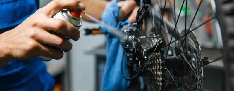 Fahrradkette reinigen Anleitung
