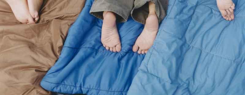 Schlafsack waschen Anleitung